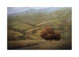Dwindling Fall Giclee Print by Simon Winegar