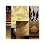 Nature's Elements II Giclee Print by Keith Mallett