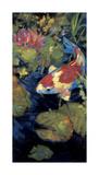 Asian Serenity II Giclee Print by Leif Ostlund