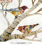 Warblers II Posters by Dolan Geiman