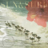 Sun & Surf Posters by Donna Geissler