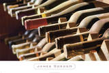 Wine Cellar II Print by James Gordon
