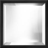 CHELSEA Black Mirror Wall Mirror