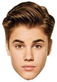 Justin Bieber mask Mask