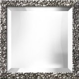 LAVO Silver Mirror Decorative Mirror