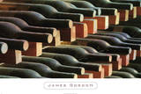 Wine Cellar I Prints by James Gordon