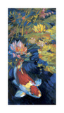 Asian Serenity I Giclee Print by Leif Ostlund