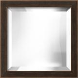 SPADA Espresso Mirror Wall Mirror