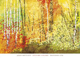 Autumn Color Prints by Joan Metcalf