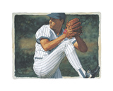 Pitcher Giclee Print by Glen Green