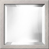 SOHO Pewter Mirror Wall Mirror