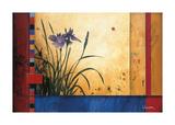 Summer Garden Giclée-tryk af Don Li-Leger