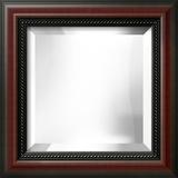 RUBENS mahogany Mirror Wall Mirror