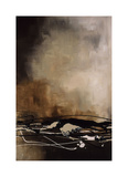 Tobacco and Chocolate II Giclee Print by Laurie Maitland