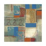 Blue Radiance II Giclee Print by Leslie Bernsen
