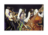 Jamming Giclee Print by Steven Johnson