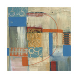 Blue Radiance I Giclee Print by Leslie Bernsen