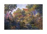 Annapolis Garden Giclee Print by Philip Craig