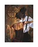 Evening Tango Giclee Print by Trish Biddle