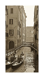 Venice Reflections Giclee Print by Jeff/Boyce Maihara/Watt
