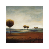 Tranquil Plains I Giclee Print by Ursula Salemink-Roos