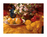 Still Life and Pears Giclee Print by Philip Craig