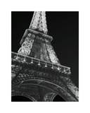 Under the Eiffel Tower Giclee Print by Cyndi Schick