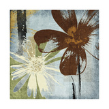 Bouquet D'Amour I Giclee Print by Robert Lacie