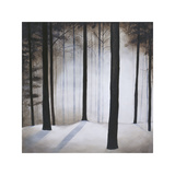 Winter Solace Giclee Print by Patrick St. Germain