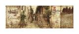 Toscana Impressão giclée por Keith Mallett