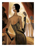 Jazz Samba Giclee Print by Trish Biddle