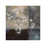 Spa Blossom II Giclée-tryk af Laurie Maitland
