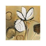 Lily Pond I Giclee Print by Natasha Barnes
