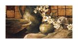 Tiled Still Life I Giclee Print by Linda Thompson
