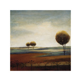 Tranquil Plains II Giclee Print by Ursula Salemink-Roos