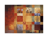 Forty-Two Views of My Garden Giclee Print by Don Li-Leger