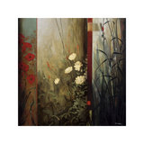 Rainforest Poppies Giclee Print by Don Li-Leger