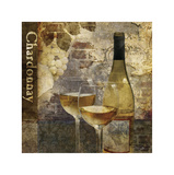 Chardonnay Giclee Print by Keith Mallett