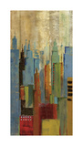 Towerscape I Giclee Print by Jason Cardenas