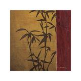 Modern Bamboo II Giclee Print by Don Li-Leger