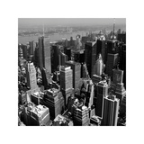 Manhattan to Brooklyn Giclee Print by Philip Craig