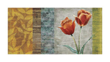 Garden Collection II Giclee Print by Tandi Venter