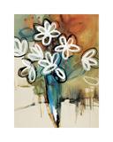 Floral Trance I Giclee Print by Natasha Barnes