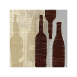 Bordeaux I Giclee Print by Tandi Venter