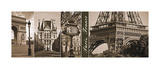 A Glimpse of Paris Giclee Print by Jeff Maihara