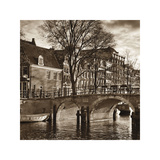 Autumn in Amsterdam II Giclee Print by Jeff Maihara