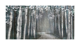 Mineral Forest Giclee Print by Tandi Venter