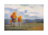 Autumn Group Giclee Print by Paul Anderson