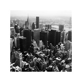 Manhattan and the Hudson Giclee Print by Philip Craig