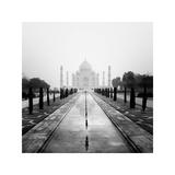 Taj Mahal - A Tribute to Beauty Giclée-Druck von Nina Papiorek